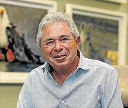 Brian Joffe by Simphiwe Nkwali
