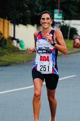 Caryn Running