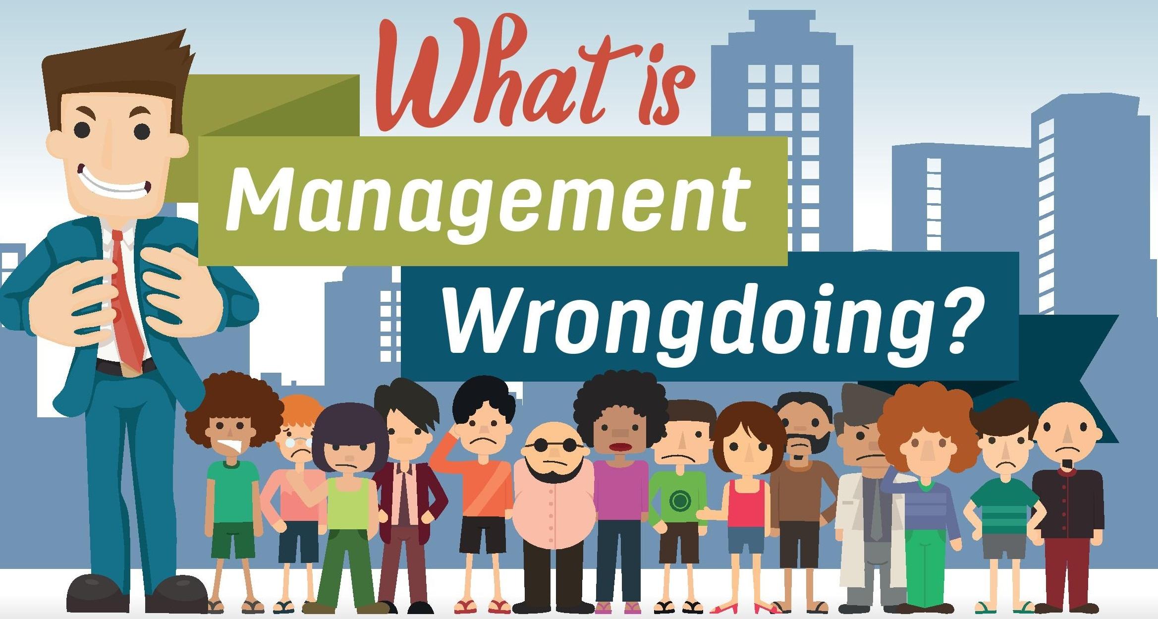 Investsure Management Wrongdoing header
