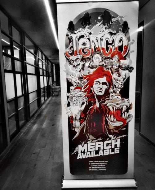 Jengo poster