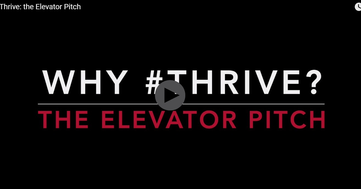 Thrive YT Vid play