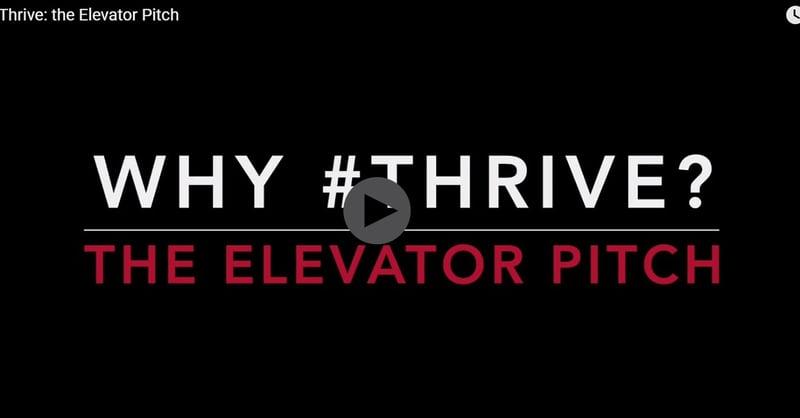 Thrive YT Vid play