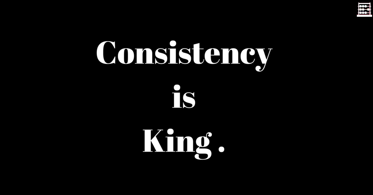 Consistency-wealth-Standwa