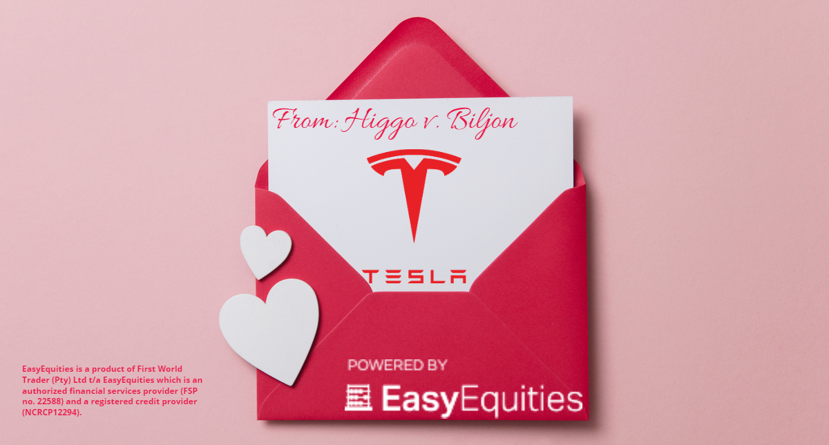 Tesla-Love-EasyEquities-FinMeUp